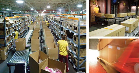 3PL Services - Pick and Pack